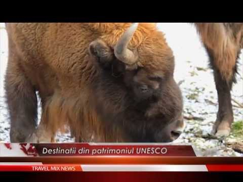 Destinatii din patrimoniul UNESCO