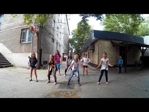 2016-os tánctábor 2.turnusának koreográfiái