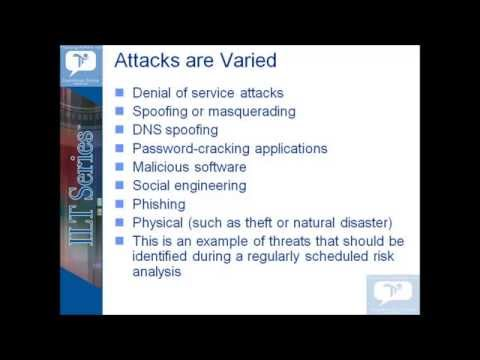 CERTIFIED HIPAA Security Expert (CHSE) Training - Demo - YouTube