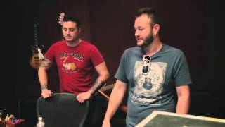 """3 Doors Down - The making of """"Us And The Night"""""""