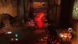 Black ops 3 Zombies Shadows No Jugg no quick revive can we hit round 60 ?