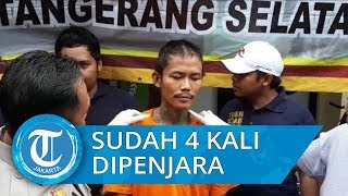 Polisi Tangkap Preman Bernama Njoy yang Pukuli Pemuda hingga Babak Belur Ternyata Sudah 4 Kali Masuk