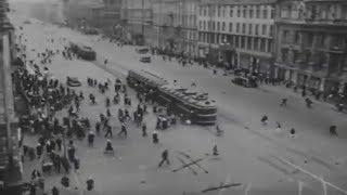 Наше старое кино Непобедимый Ленинград блокада военный