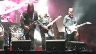 "ARCH ENEMY ""Fields Of Desolation"" ft Johan Liiva & Chris Amott at Loud Park 15 (Oct 10)"