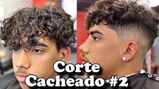 Cortes Para Cabelos Cacheados Masculinos 2019 Thủ Thuật