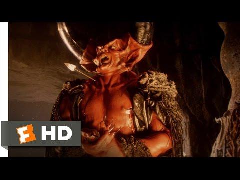 Legend (10/11) Movie CLIP - Jack Defeats Darkness (1985) HD