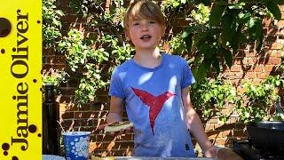 Super-Quick Flatbreads | Buddy Oliver | #kitchenbuddies