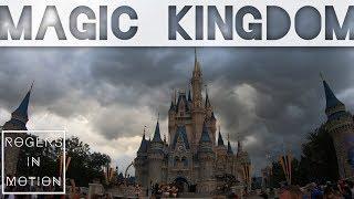 We went to Disney's Magic Kingdom!