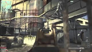 call of duty modern warfare 3 multiplayer gameplay team
