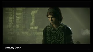 Shadow of the Colossus (Prologue) HD