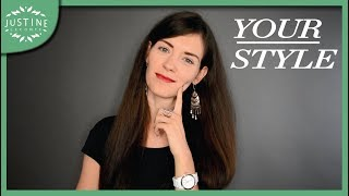 Find your style - in 6 steps | Justine Leconte