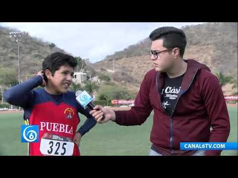 Competencia de longitud en el Tecomatlán, Puebla