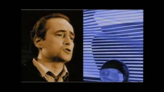"Jose Carreras:  ""Be my love"" music video"