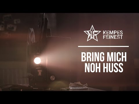 Bring mich noh Huss: Video und Text