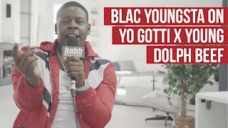 Blac Youngsta On Yo Gotti's Legacy In Memphis + His Take On Beef With Young Dolph