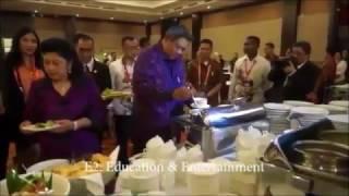 Jokowi vs SBY : Cara dan Gaya makan