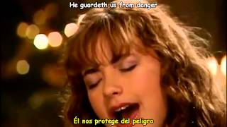Charlotte Church - O Holy Night (Lyrics) Subtitulos Español (Oh Noche Santa)