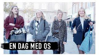 DEN BEDSTE DAG MED MINE GIRLS // Girl Trooper Edge (Reklame for Samsung)