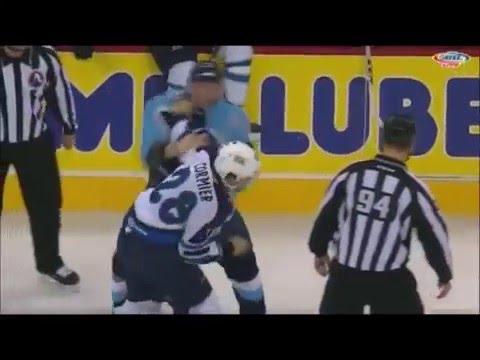 Patrice Cormier vs. Adam Payerl