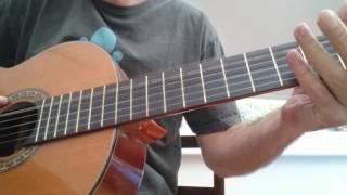 Admira Solista Classical solid top guitar