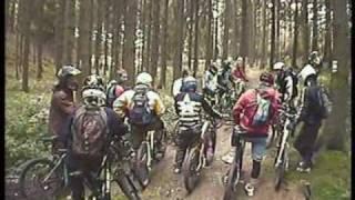 preview picture of video 'Miriquidi Bike Trails - Enduro Tour 2009 - 3 Brüder Höhe'