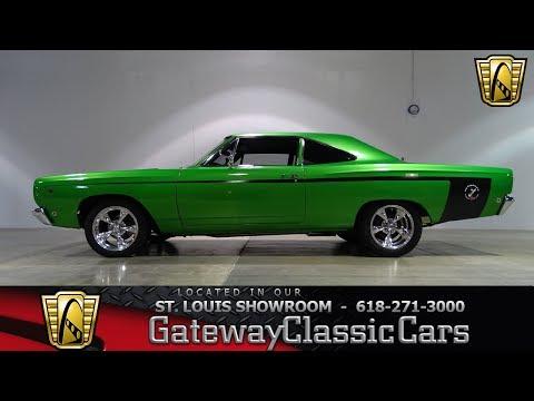 Video of '68 Road Runner - LED8
