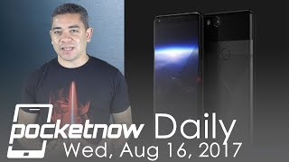 Google Pixel 2 feature differences, Essential Phone dates & more - Pocketnow Daily