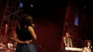 Jordin Sparks Tampa 1/28 - Just For The Record