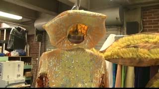 """An Interview with me about the Costumes for the MUNY production of """"The Little Mermaid"""""""