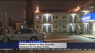 Sacramento County Motel 6 Locations Ordered To Do More Than Just Leave The Light On