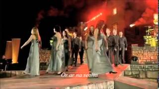 Mo Ghile Mear - Celtic Woman (Lyrics)