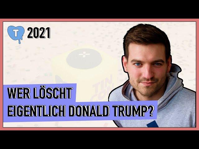 Vorschaubild zur Session 'Wer löscht eigentlich Donald Trump?'