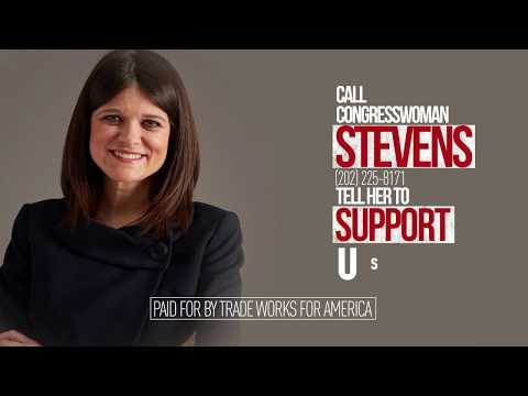 Tell Representative Stevens: Michigan First. Vote YES on the USMCA