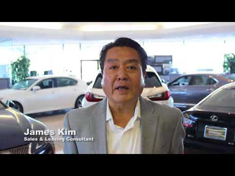 Sales & Leasing Consultant James Kim