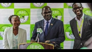 State of the Nation : Challenges faced by IEBC before 17th Oct