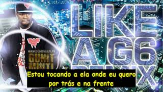 50 Cent - Like A G6 Remix Legendado