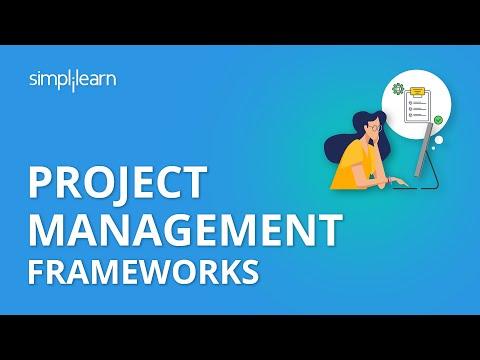 Project Management Framework | PMP® Training Videos | Project ...