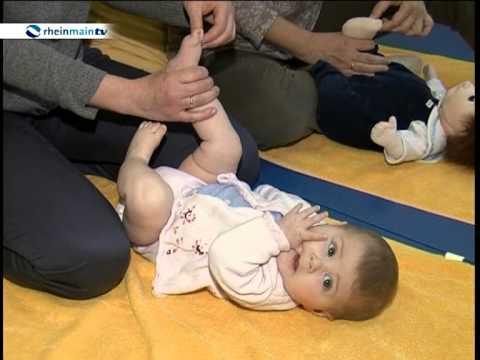 Die Valgusdeformation des Unterschenkels bei den Kindern die Massage Videos