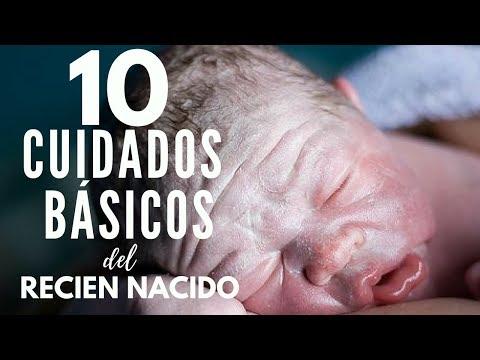 🏡👶🏼10 CUIDADOS BÁSICOS del RECIÉN NACIDO || Baby Suite by Pau