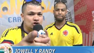 Loco - Jowell y Randy (Video)