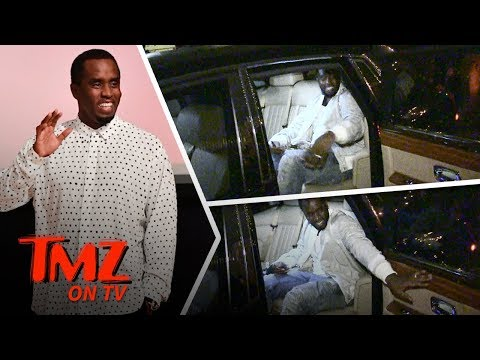 Diddy – Bring On More 'Black Panther'!   TMZ TV