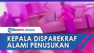 Jadi Korban Penusukan OTK di Kantornya, Plt Kepala Dinas Pariwisata DKI Alami Luka di Paha