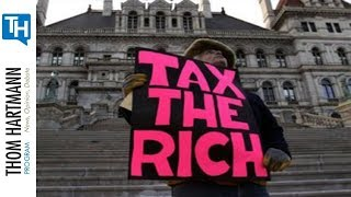 Most Americans Didn't Get a Tax Break, The Billionaires Did!