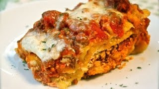 How To Make Crock Pot Lasagna - Test Kitchen Recipe