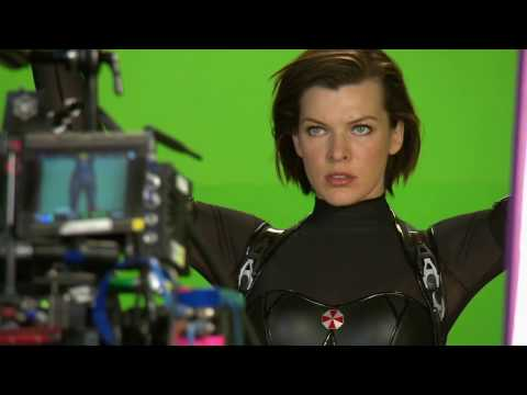 Resident Evil: Retribution (2012) - Behind The Scenes 5 Mp3