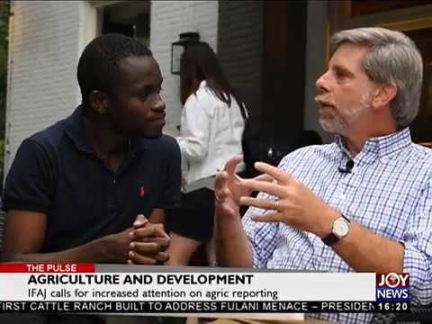 Agriculture and Development - The Pulse on JoyNews (11-7-18)
