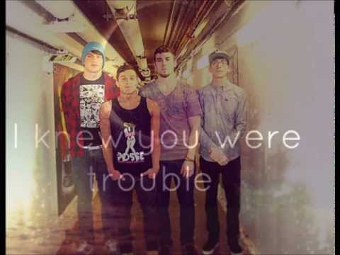 I Knew You Were Trouble - Taylor Swift (Through The Crowd COVER) Pop-Punk