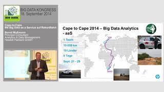 Mit Big Data as a Service auf Rekordfahrt