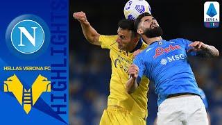 Napoli 1-1 Hellas Verona Pekan 38