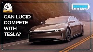Inside Lucid Motors' Plan To Take On Tesla